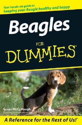 Beagles for Dummies By McCullough, Susan